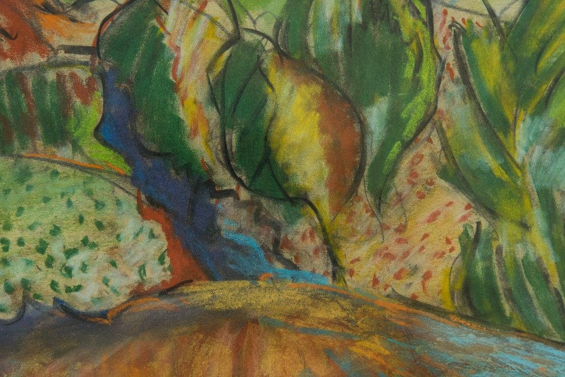 Morton Schamberg 1881-1918 Pennsylvania Artist Orig, - 8