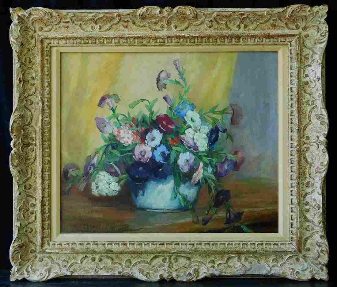 JANE PETERSON (American, 1876-1965) | STILL LIFE