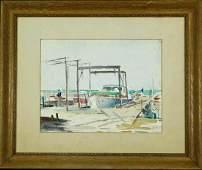 Edward Brian Seago 1910-1974 UK/British Artist