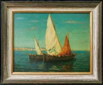 Jane Peterson  (Massachusetts / France, Italy 1876 -