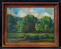 Hale Aspacio Woodruff (1900 - 1980) New York/France