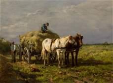 Anton Mauve (Zaandam 1838 - Arnhem 1888)