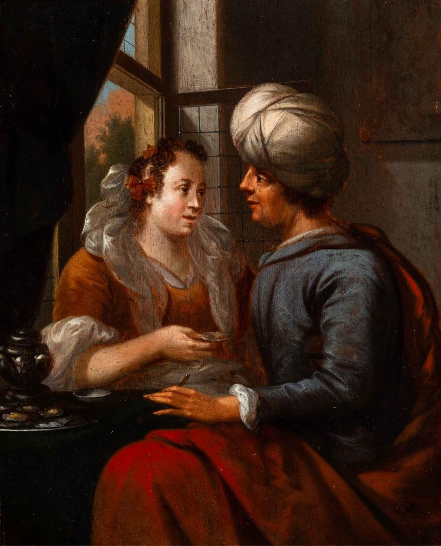 Bernardus van Schijndel (Weesp 1647 - Haarlem 1709)
