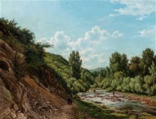 Jacob Jan van der Maaten (Elburg 1820 - Apeldoorn 1879)