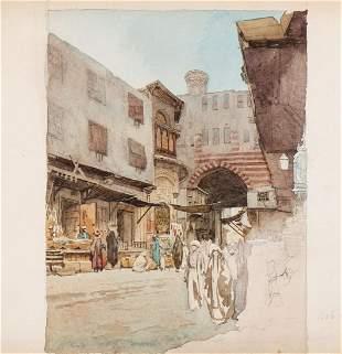 Willem de Famars Testas (Utrecht 1834 - Arnhem 1896)