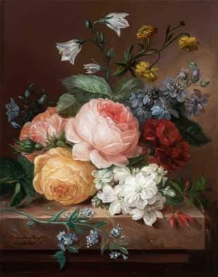 Louise Hoyer van Brakel (Rotterdam 1805 - Braunschweig