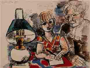 Marcel Gromaire (Noyelles-sur-Sambre 1892 - Paris 1971)