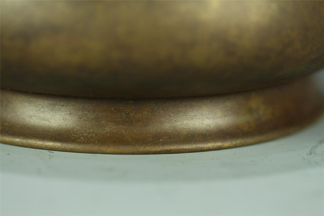 CAST BRONZE CENSER - 6