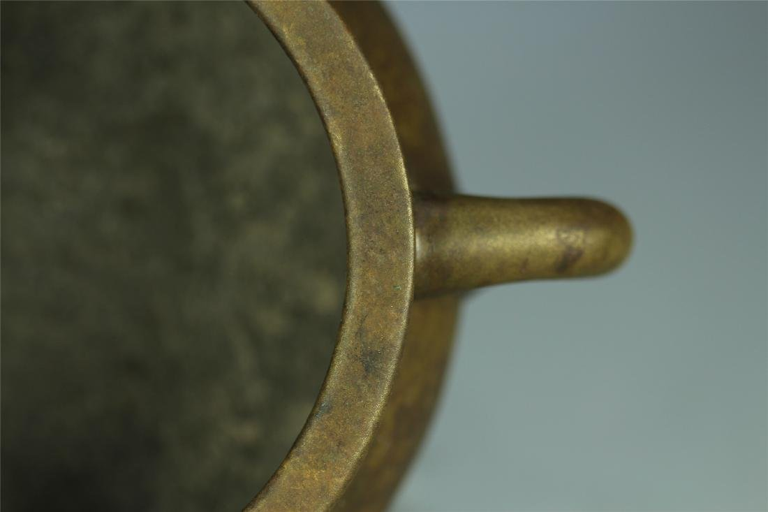 CAST BRONZE CENSER - 8