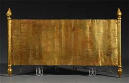 CHINESE PURE GOLD IMPERIAL EDICT