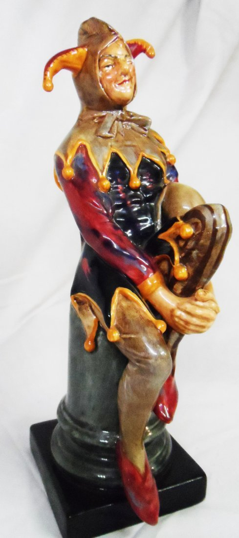 Royal Doulton The Jester Figurine