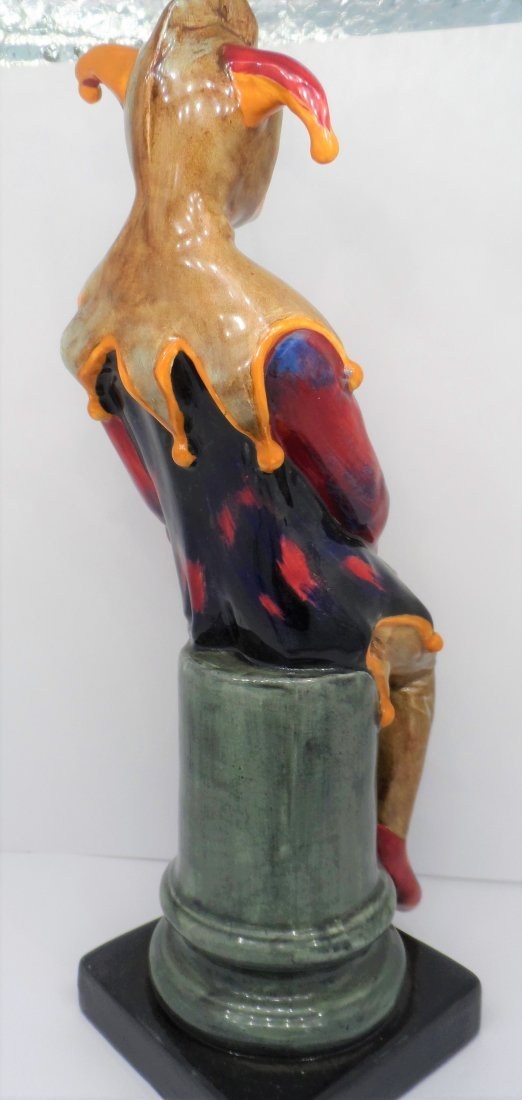 Royal Doulton The Jester Figurine - 3