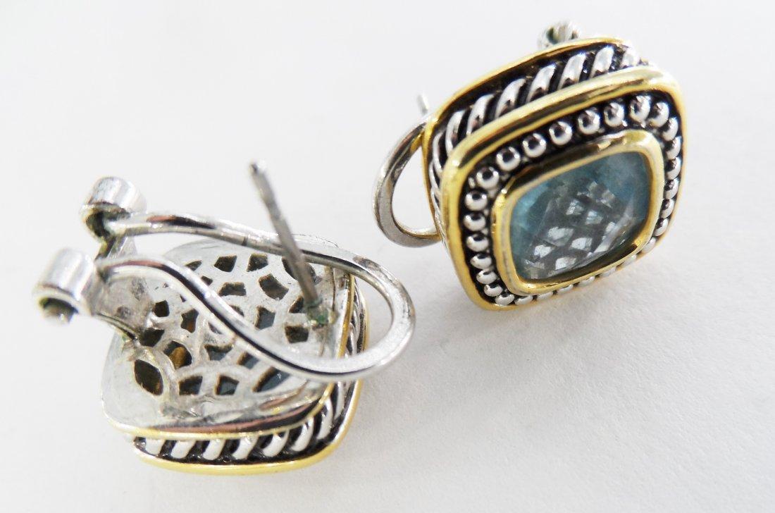 David Yurman Style Earrings - 2
