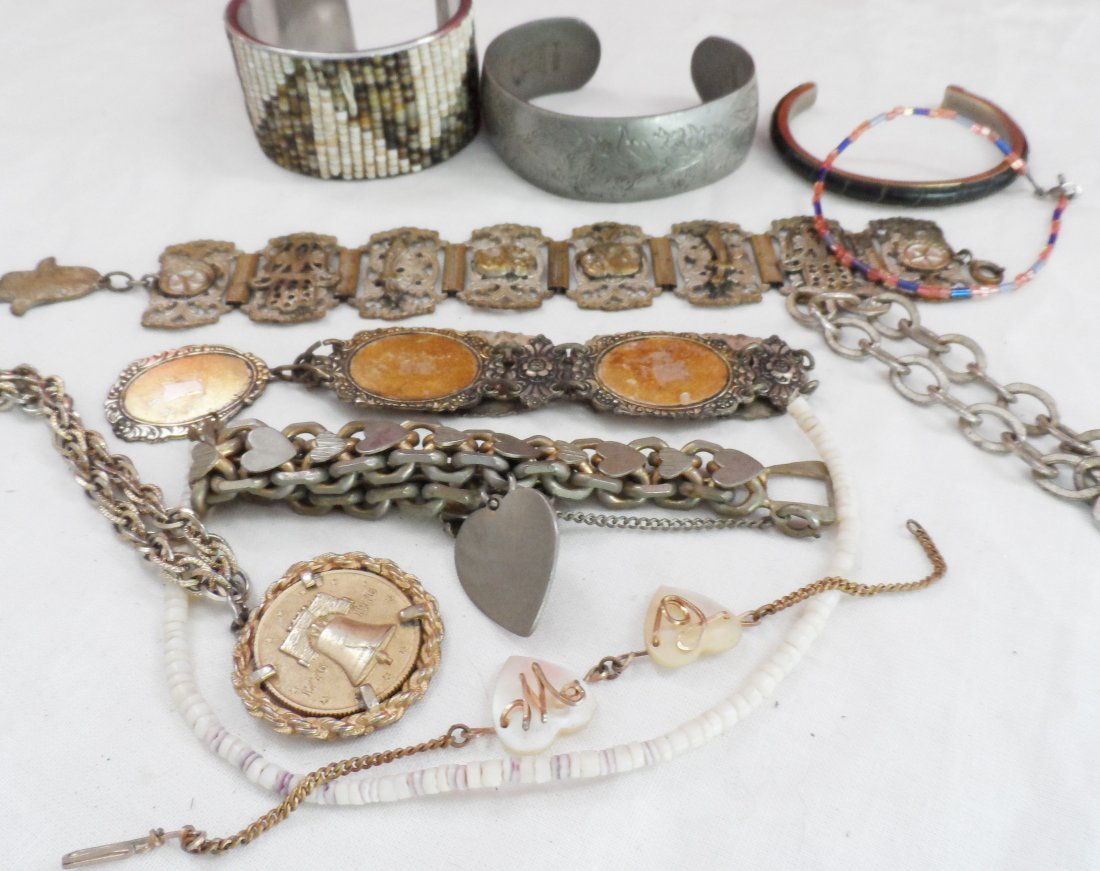 Costume Jewelry Lot 6