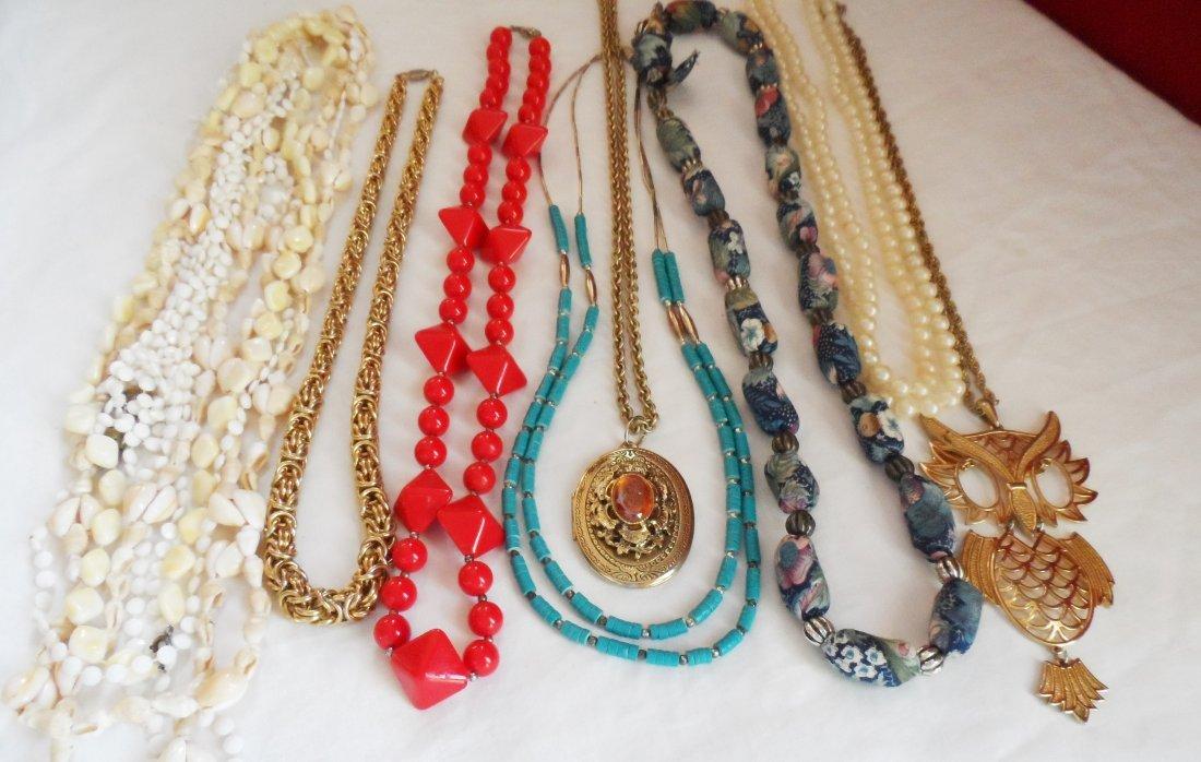 Costume Jewelry Lot 7