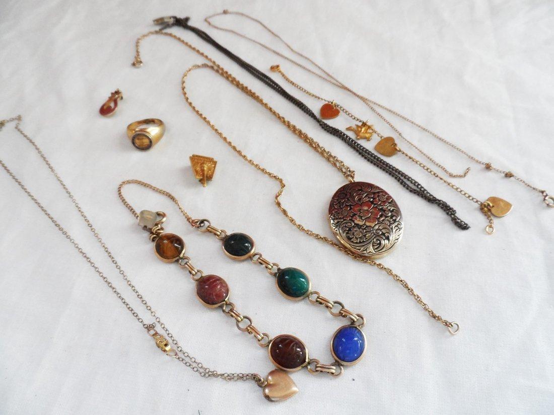 Costume Jewelry Lot 10