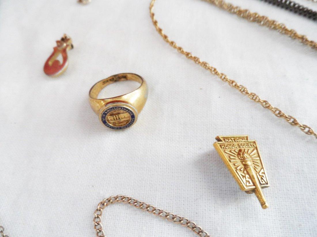 Costume Jewelry Lot 10 - 2