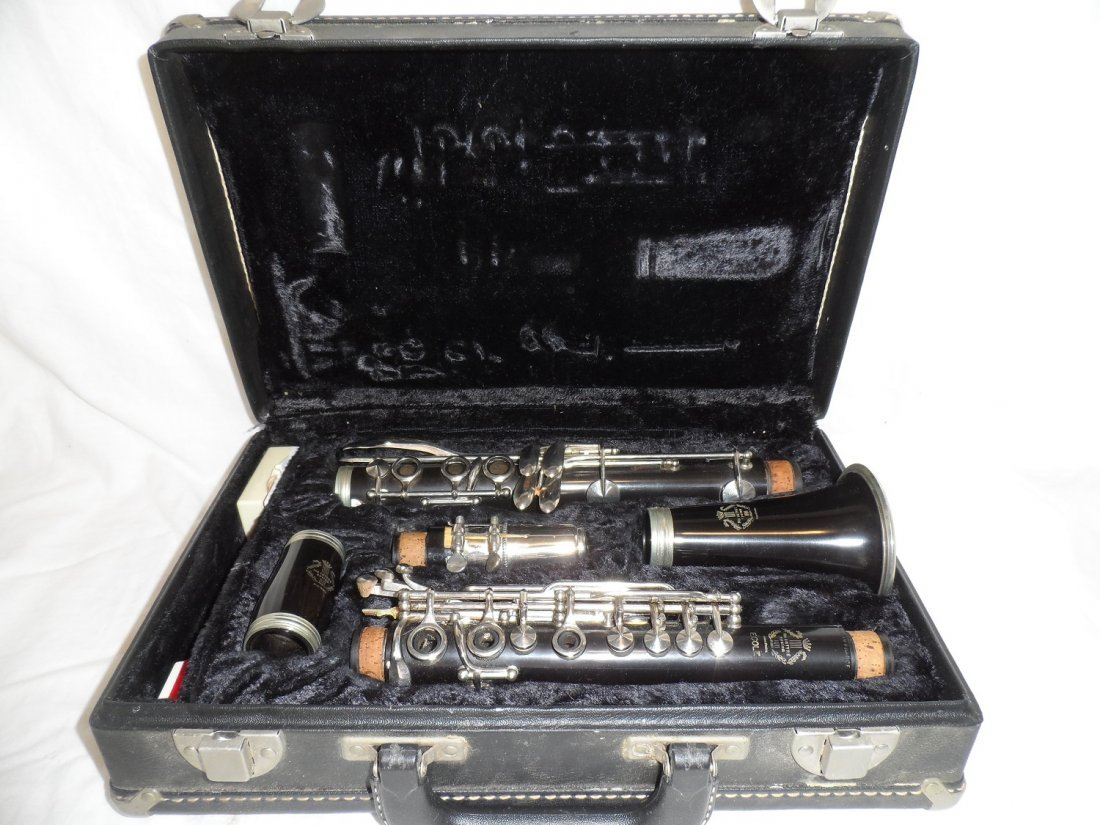 Ecole Clarinet French Maker Excellent - 2
