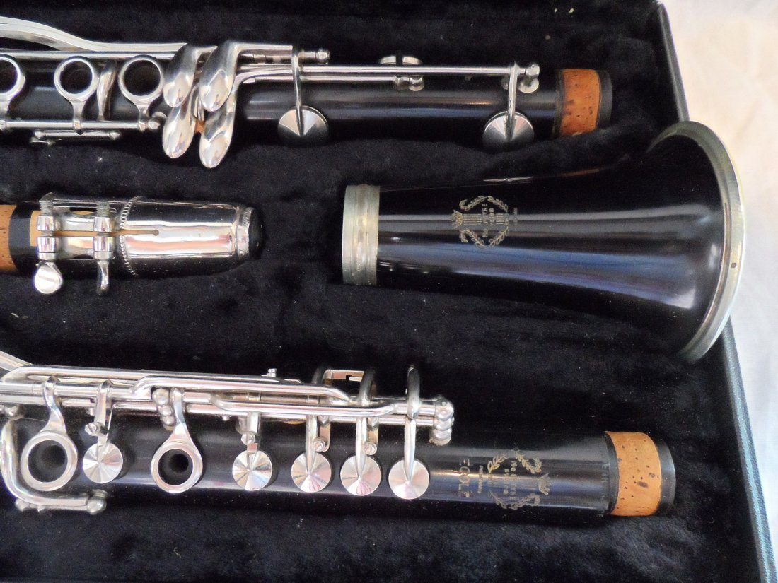 Ecole Clarinet French Maker Excellent - 3