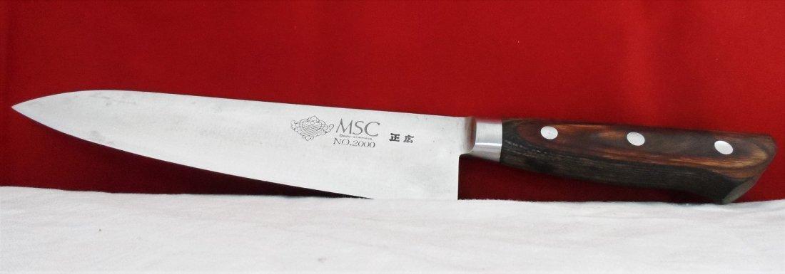 Premier Chefs Knife Daido Blade Japanese