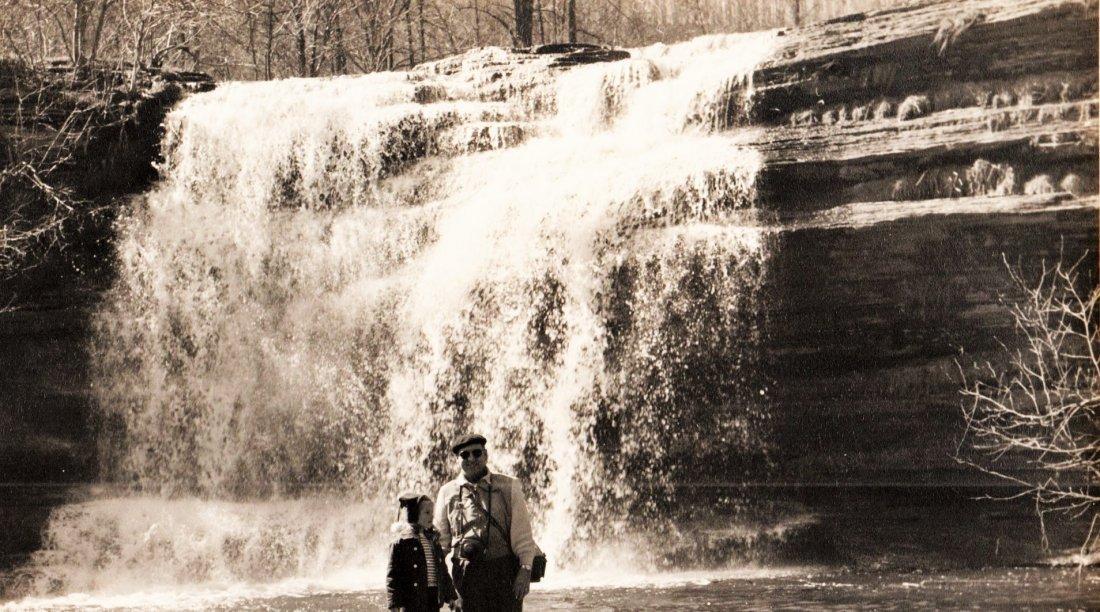 Original Yellowstone Park Photograph Photo Art - 2