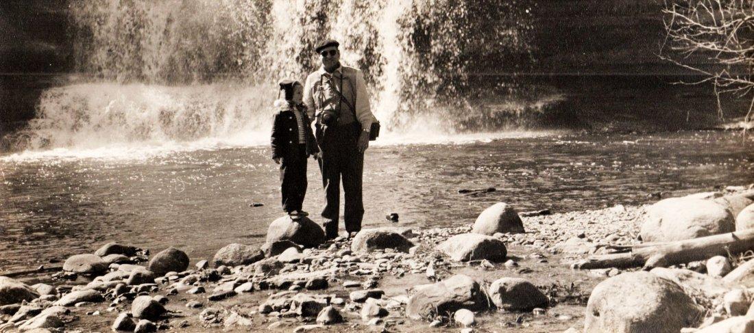 Original Yellowstone Park Photograph Photo Art - 3