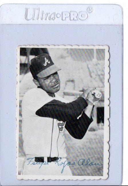 FELIPE ALOU Baseball Card Vintage