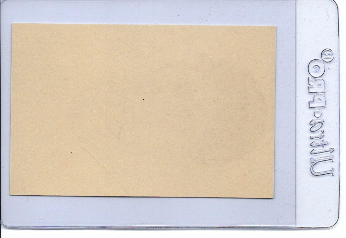 1947 Phil Rizzuto Baseball Card Homogenized Bread - 2