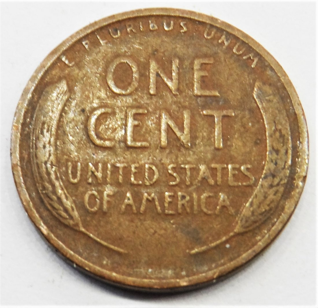 1918 Lincoln Wheat Cent One Penny 1 Cent - 2