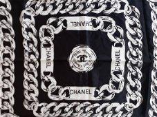 Authentic Vintage Chanel Designer Scarf