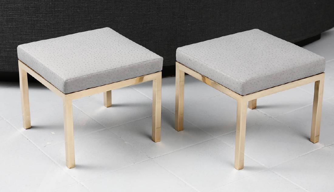 Brass Benches - 4