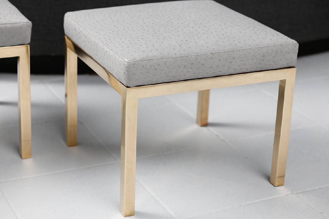 Brass Benches - 5