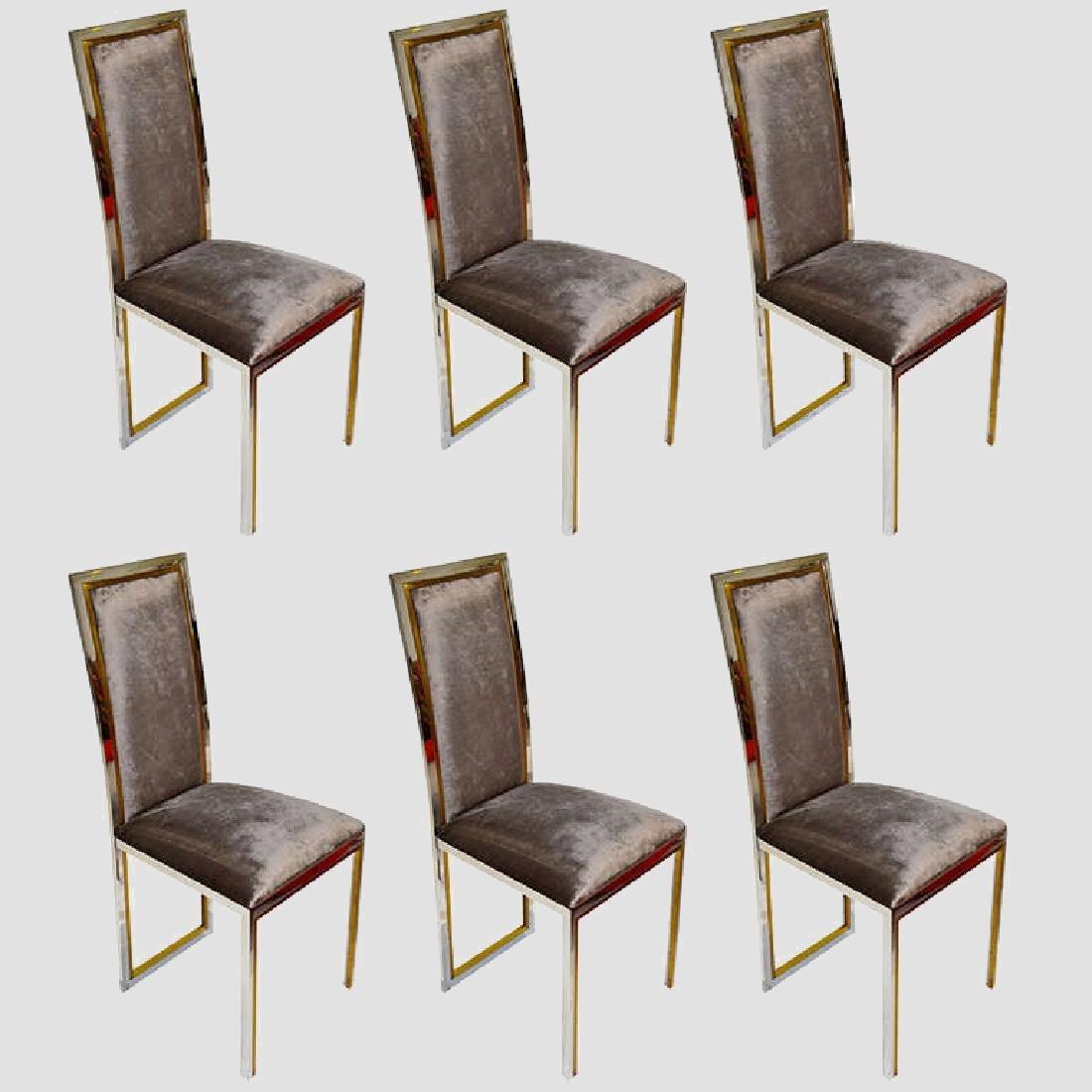Romeo Rega Dining Chairs