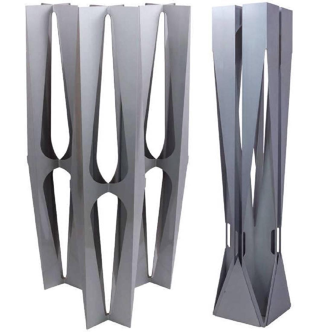Robert Zeidman Aluminum Sculpture