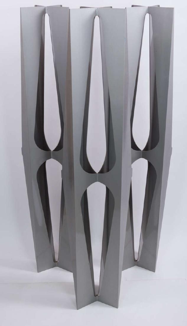 Robert Zeidman Aluminum Sculpture - 2