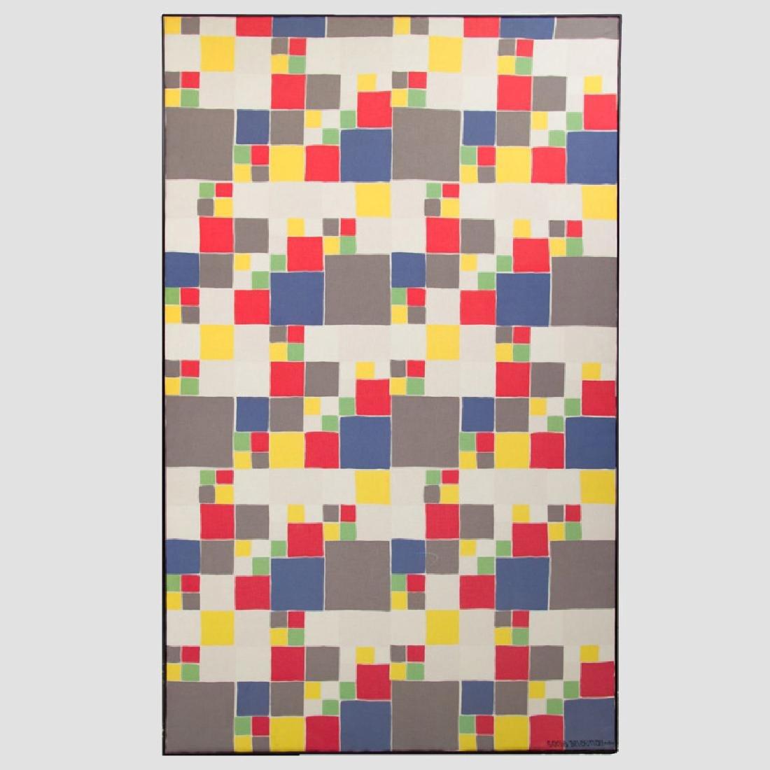 "Sonia Delaunay ""Abstraction Geometrique"""