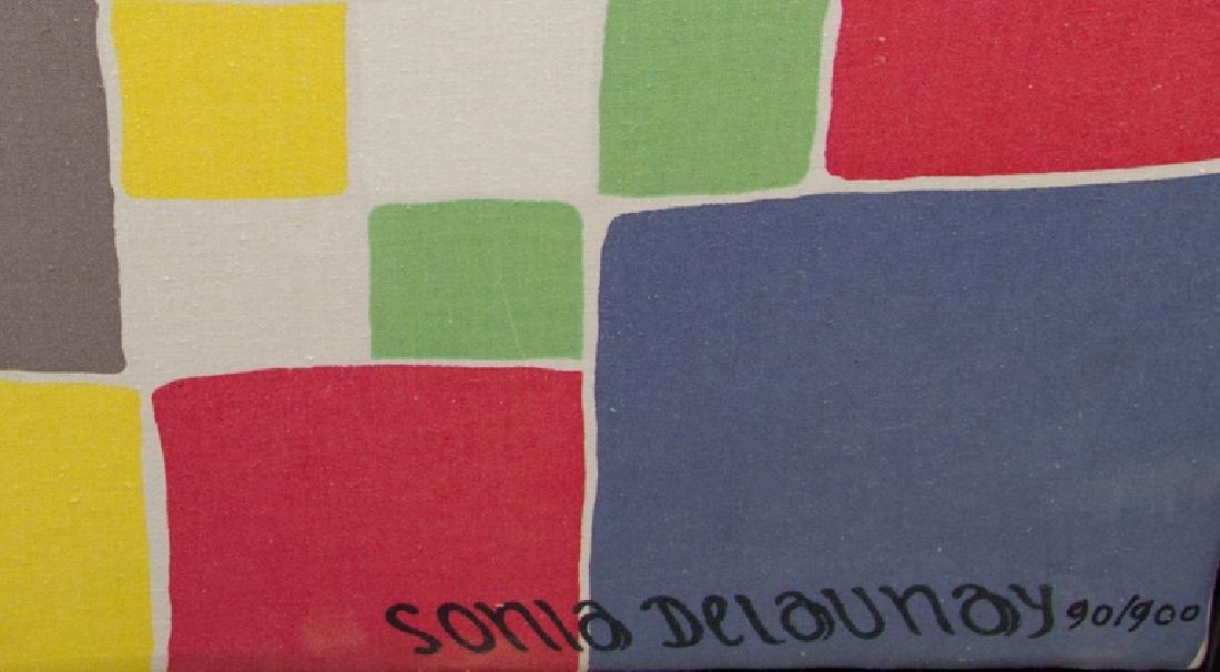 "Sonia Delaunay ""Abstraction Geometrique"" - 3"