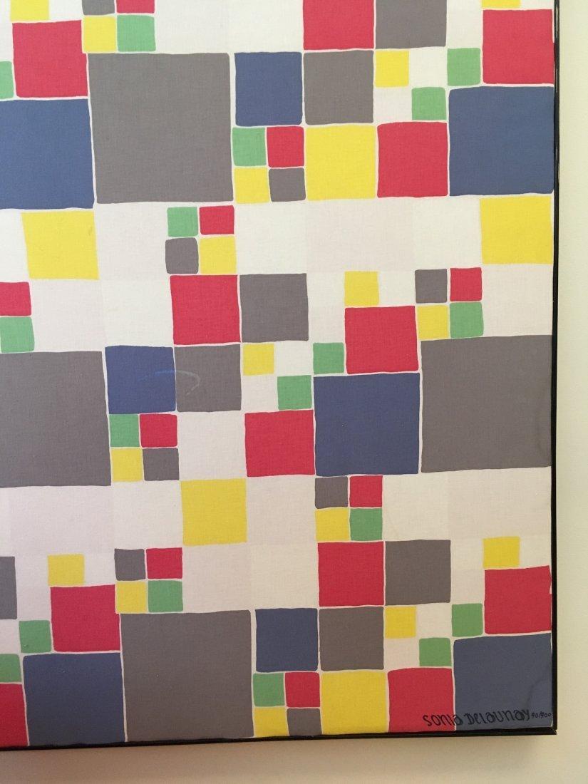 "Sonia Delaunay ""Abstraction Geometrique"" - 4"