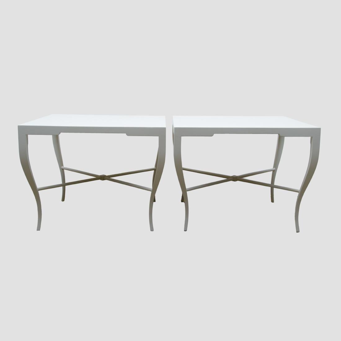 Tommi Parzinger 1960's End Tables