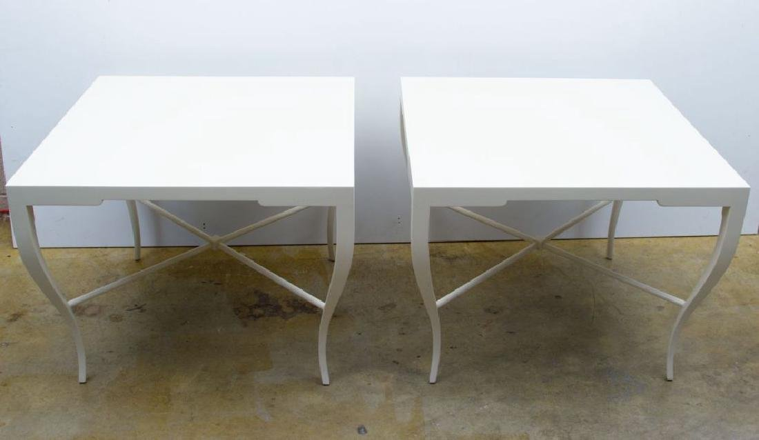Tommi Parzinger 1960's End Tables - 2