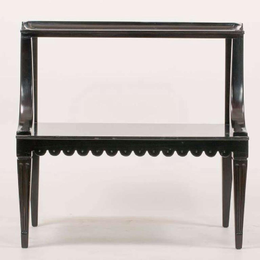 Dunbar Two Tier End Tables - 2