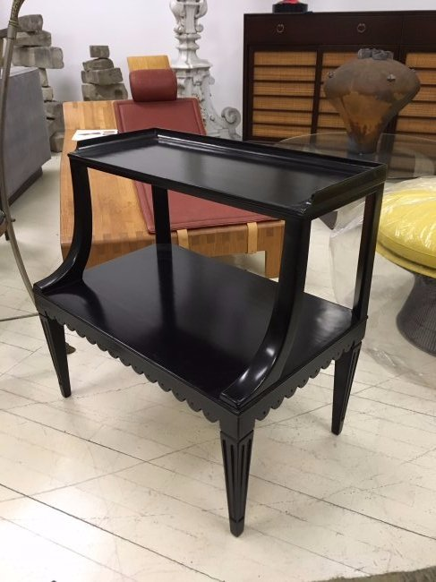 Dunbar Two Tier End Tables - 7