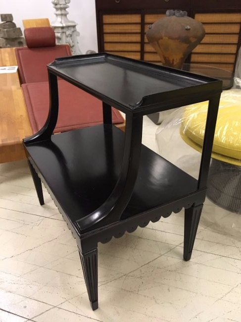 Dunbar Two Tier End Tables - 8