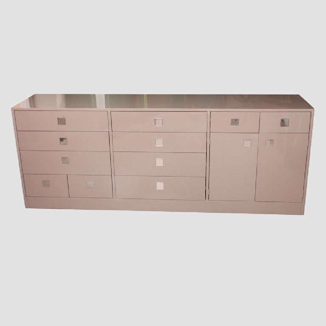 Milo Baughman Credenza for Custom Directional