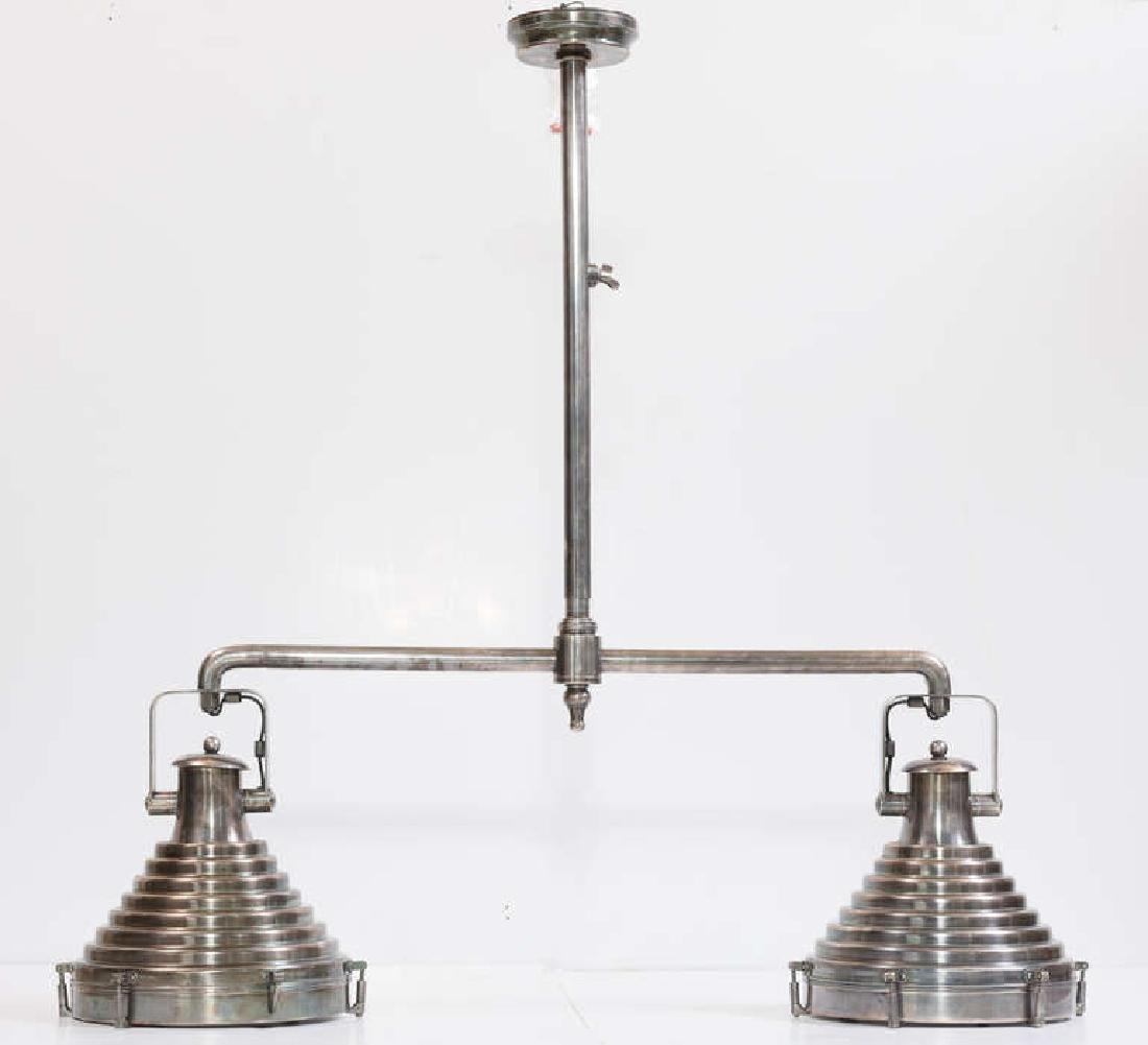 Industrial Pendant Light - 2