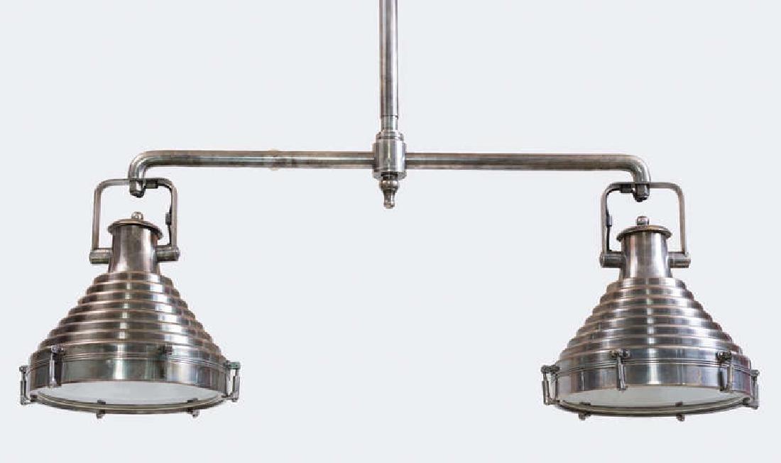 Industrial Pendant Light - 3