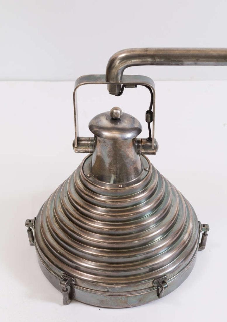 Industrial Pendant Light - 4