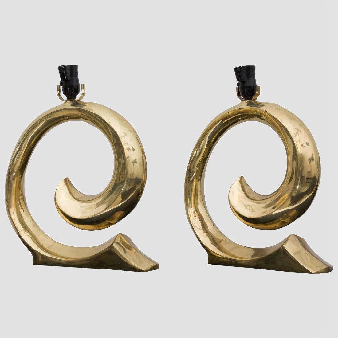 Pierre Cardin Table Lamps
