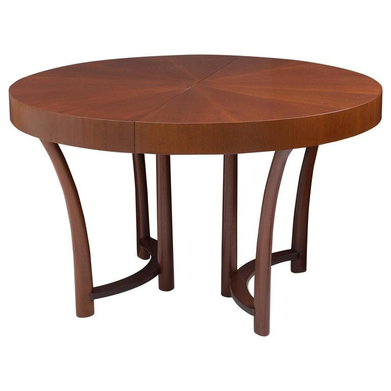 T.H Robsjohn-Gibbings Dining Table - 2