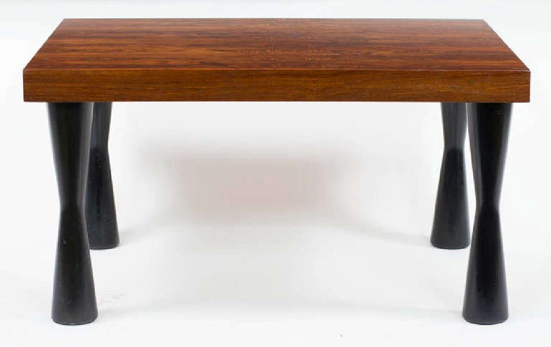 Rosewood End Tables - 3